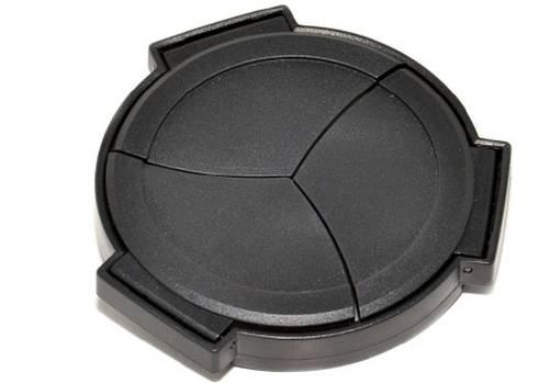 Automatik Objektiv Deckel für Panasonic Lumix DMC-LX7 / Leica D-LUX 6